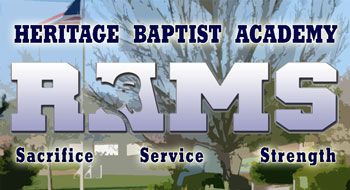 Heritage Baptist Academy: a Christian school in Antioch, California since 1983.